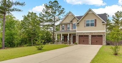 Cameron Single Family Home For Sale: 102 Olde Cypress Point Point