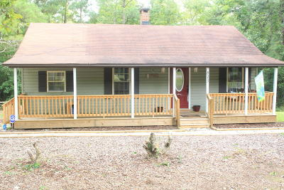 Single Family Home For Sale: 825 Middleton St Ext