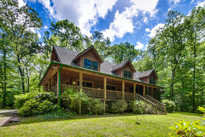 Single Family Home For Sale: 4361 Dunbar Bridge Road