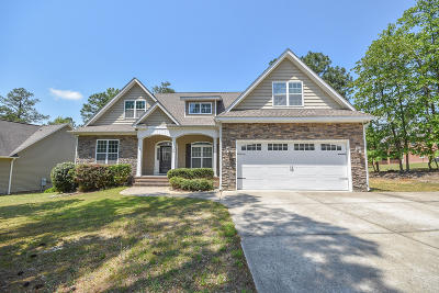Single Family Home Active/Contingent: 126 Lotus Lane