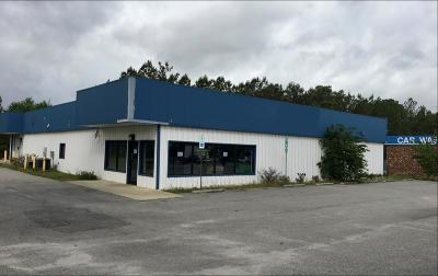 Commercial For Sale: 515 N Bragg Boulevard