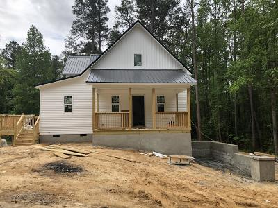 West End Single Family Home Active/Contingent: 155 Hardee Branch Road