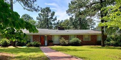 Whispering Pines Single Family Home Active/Contingent: 10 Par Drive
