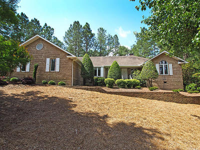 Moore County Single Family Home Active/Contingent: 34 Stoneykirk Drive