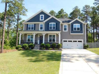 Aberdeen Single Family Home For Sale: 630 Longleaf Road