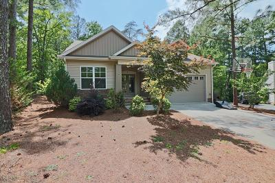 Pinehurst Single Family Home Active/Contingent: 3 Sandhills Place