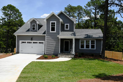 Pinehurst NC Single Family Home Active/Contingent: $309,900