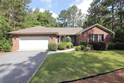Whispering Pines Single Family Home For Sale: 78 Hardee Lane
