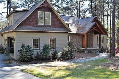 Southern Pines Single Family Home For Sale: 1115 N Fort Bragg Road