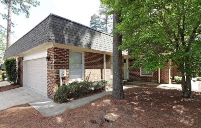 Pinehurst Condo/Townhouse For Sale: 134 Love Thirty Lane