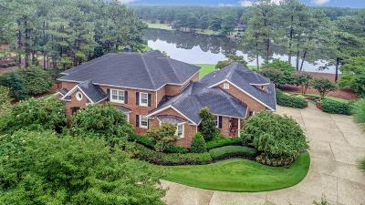 Pinehurst NC Single Family Home For Sale: $1,650,000