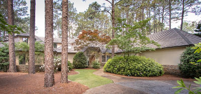 Pinehurst NC Single Family Home For Sale: $795,000