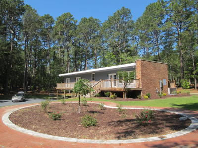 Southern Pines Single Family Home For Sale: 495 Midland Road