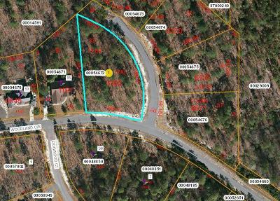 Foxfire Residential Lots & Land For Sale: Foxridge Dr