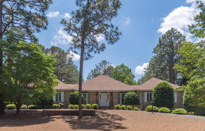Pinehurst Single Family Home For Sale: 345 Donald Ross Drive