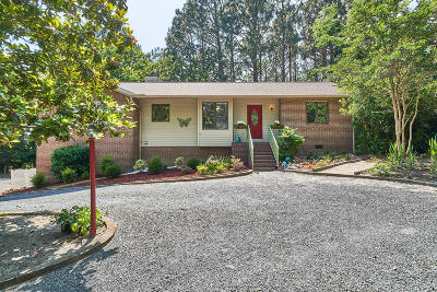Whispering Pines Single Family Home Active/Contingent: 12 Sandpiper Drive