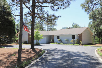 West End Single Family Home Active/Contingent: 135 Winsford Circle