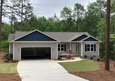 Pinehurst NC Single Family Home For Sale: $252,000