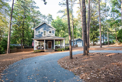Southern Pines Single Family Home For Sale: 345 E Morganton Road