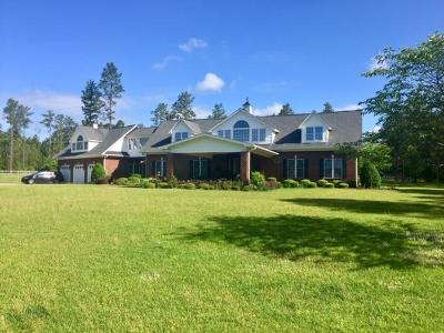 Aberdeen Single Family Home For Sale: 960 Foxfire Road