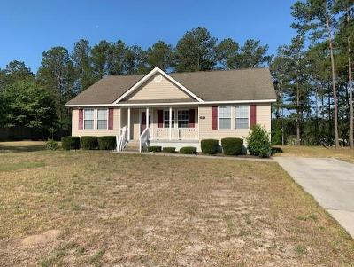 Single Family Home For Sale: 109 Axle Lane