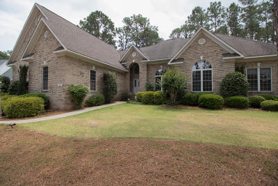 Pinehurst NC Single Family Home For Sale: $425,000
