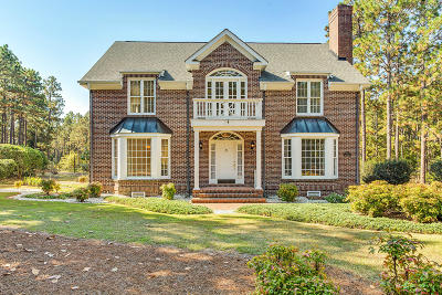 Pinehurst NC Single Family Home For Sale: $395,000