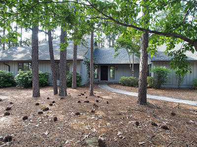 Pinehurst Single Family Home For Sale: 7 Prichard Lane