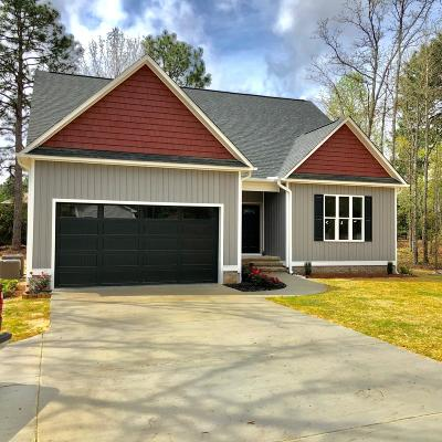 Pinehurst Single Family Home Active/Contingent: 1220 Morganton Road