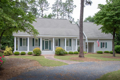 Pinehurst Single Family Home For Sale: 140 Eldorado Lane