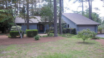 Jackson Springs Single Family Home Active/Contingent: 1 Pine Court