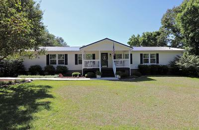 Single Family Home Active/Contingent: 4650 Dowd Road