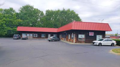 Moore County Commercial For Sale: 11190 N Us Hwy 15 501
