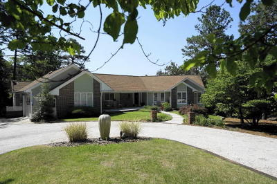 Pinehurst Single Family Home Active/Contingent: 4 Squires Lane