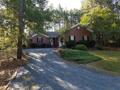 Pinehurst Rental For Rent: 60 Old Hunt Road