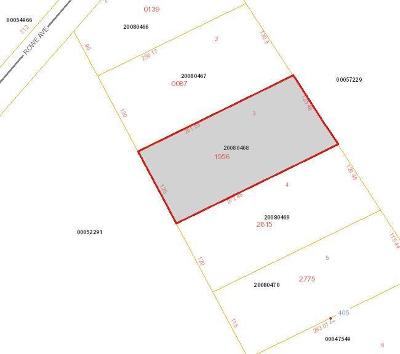 Aberdeen Residential Lots & Land For Sale: Lot 3 Rowe Avenue
