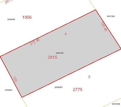 Residential Lots & Land For Sale: Lot 4 Rowe Avenue
