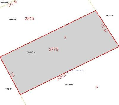 Residential Lots & Land For Sale: Lot 5 Rowe Avenue