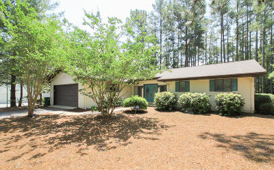 Pinehurst Single Family Home For Sale: 6 Loblolly Court