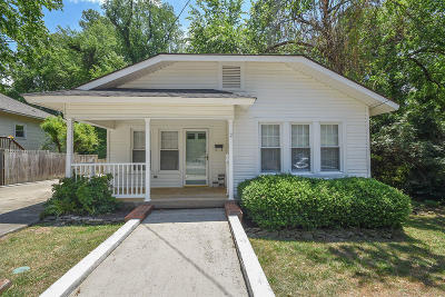 Aberdeen Single Family Home Active/Contingent: 318 N Poplar Street