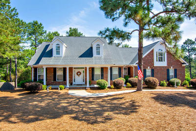Pinehurst Single Family Home For Sale: 17 Meyer Court