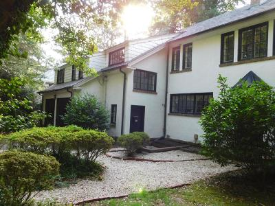 Southern Pines Single Family Home Active/Contingent: 145 Highland Road