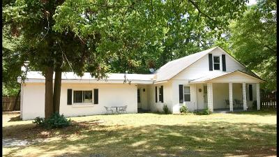 Pinehurst Single Family Home Active/Contingent: 125 Kelly Road