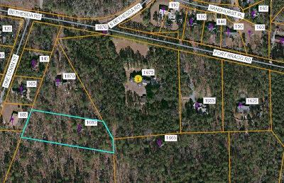 Southern Pines Residential Lots & Land For Sale: 1685 Fort Bragg Road