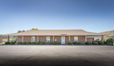 Moore County Commercial For Sale: 1107 Seven Lakes Drive