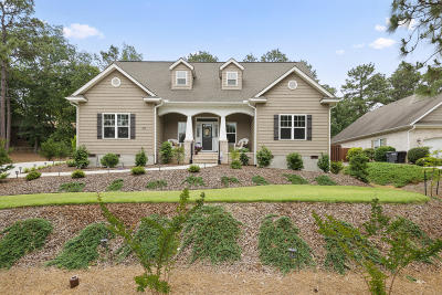 Pinehurst Single Family Home For Sale: 313 Juniper Creek Boulevard