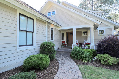 Southern Pines Single Family Home For Sale: 156 Wanamaker Court