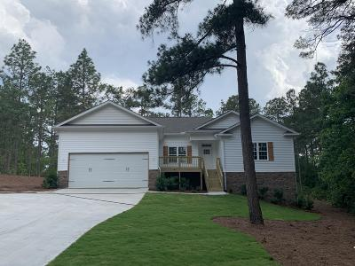 Whispering Pines Single Family Home For Sale: 27 Pine Lake Drive