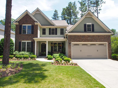 Southern Pines Single Family Home For Sale: 7 Deacon Palmer Drive