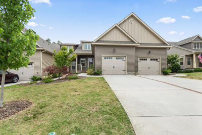 Southern Pines Condo/Townhouse For Sale: 118 Cypress Circle